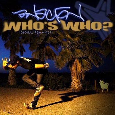 Anacron - 2001 - Who's Who? (2002-Reissue)