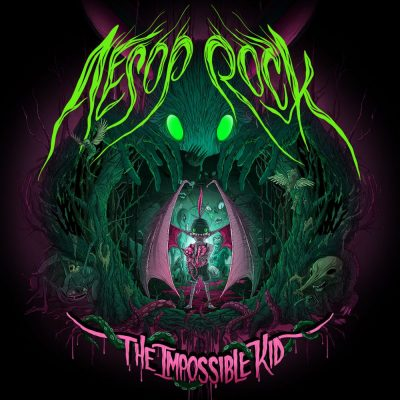 Aesop Rock - 2016 - The Impossible Kid