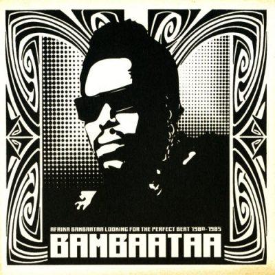 Afrika Bambaataa - 2001 - Looking for the Perfect Beat 1980-1985