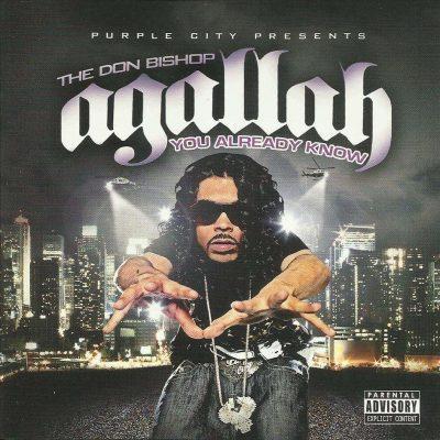 Agallah - 2006 - You Already Know