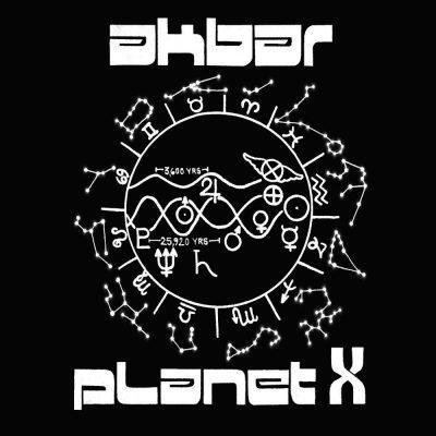 Akbar - 2012 - Planet X