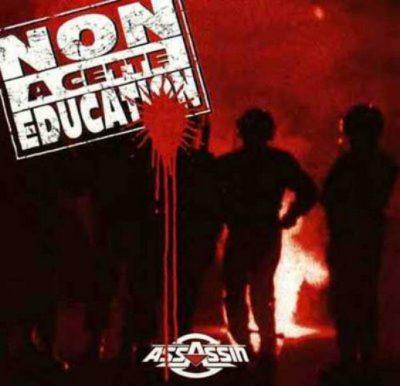 Assassin - 1993 - Non A Cette Education