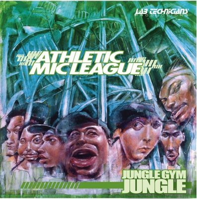 Athletic Mic League - 2004 - Jungle Gym Jungle