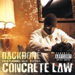 Backbone – 2001 – Concrete Law