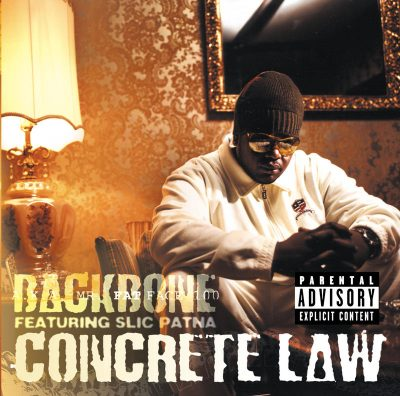 Backbone - 2001 - Concrete Law