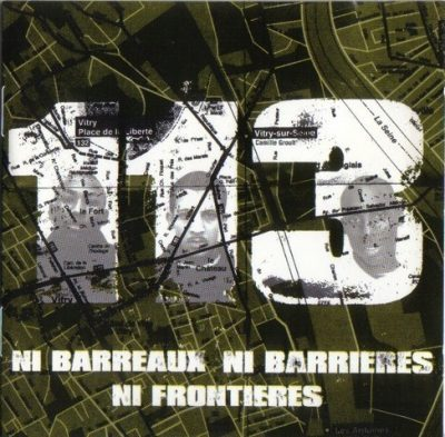 113 - 1998 - Ni Barreaux, Ni Barrières, Ni Frontières