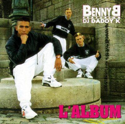 Benny B - 1990 - L'Album