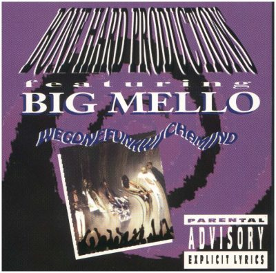 Big Mello - 1994 - WeGoneFunkWichaMind