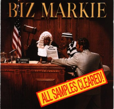 Biz Markie - 1993 - All Samples Cleared