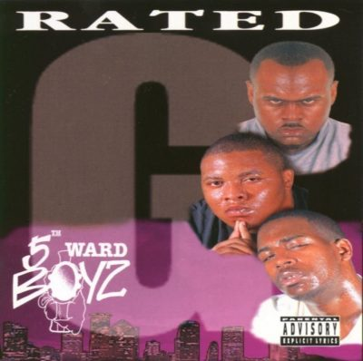 5th Ward Boyz - 1995 - Rated G