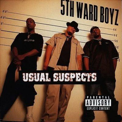 5th Ward Boyz - 1997 - Usual Suspects
