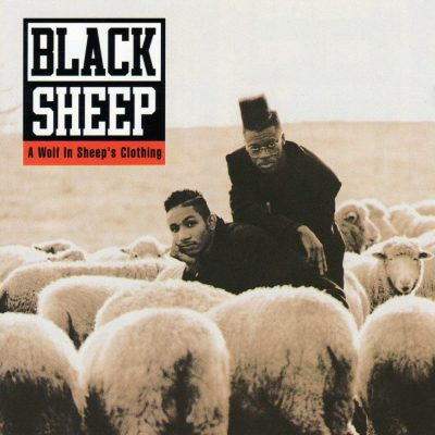 Black Sheep - 1991 - A Wolf In Sheep's Clothing