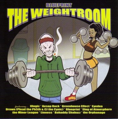 Blueprint - 2003 - The Weight Room