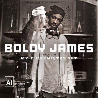Boldy James & The Alchemist - 2013 - My 1st Chemistry Set
