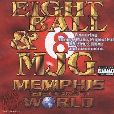 8Ball & MJG - 1999 - Memphis Under World