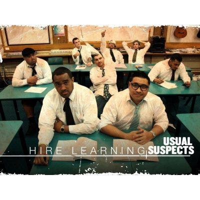 Breakin Wreckwordz - 2009 - Usual Suspects | Hire Learning