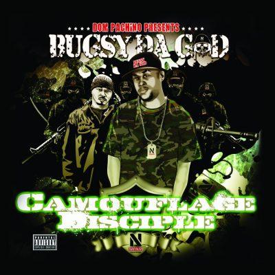 Bugsy Da God - 2015 - Camouflage Disciple