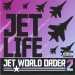 Jet Life (Curren$y, Trademark Da Skydiver & Young Roddy) – 2012 – Jet World Order 2