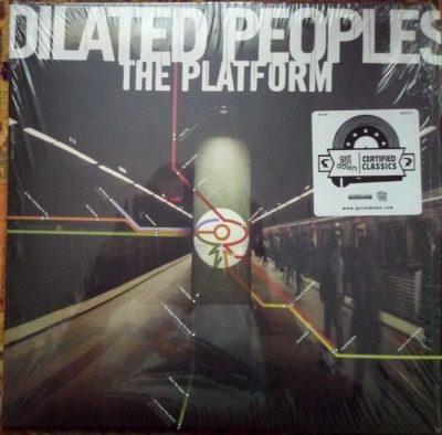 Dilated Peoples - 2000 - The Platform (2017-Reissue) (Vinyl 24-bit / 96kHz)