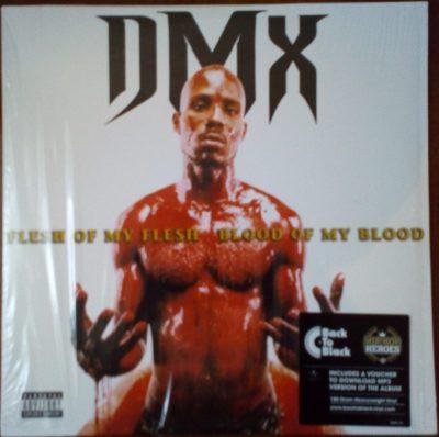 DMX - 1998 - Flesh Of My Flesh, Blood Of My Blood (2013-Reissue) (180 Gram Audiophile Vinyl 24-bit / 96kHz)