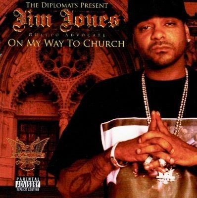 Jim Jones - 2004 - On My Way To Church
