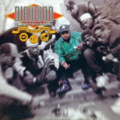 Diamond D & The Psychotic Neurotics - 1992 - Stunts, Blunts & Hip-Hop (2018-Expanded Edition) (180 Gram Audiophile Vinyl 24-bit / 96kHz)