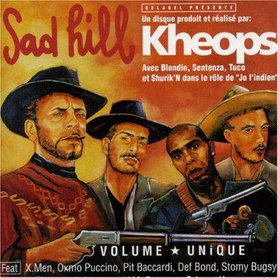 DJ Kheops - 1997 - Sad Hill (2 CD)