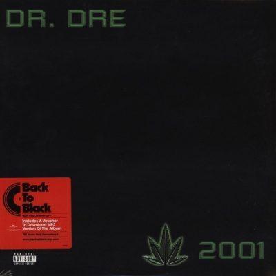 Dr. Dre - 1999 - 2001 (180 Gram Audiophile Vinyl 24-bit / 96kHz)