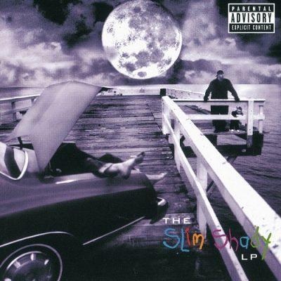 Eminem - 1999 - The Slim Shady LP (Vinyl 24-bit / 192kHz)