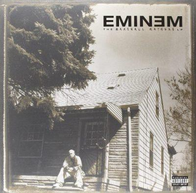 Eminem - 2000 - The Marshall Mathers LP (Vinyl 24-bit / 192kHz)