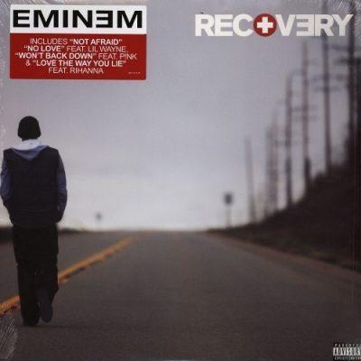 Eminem - 2010 - Recovery (Vinyl 24-bit / 192kHz)