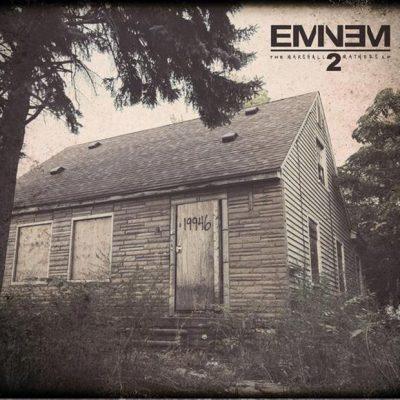 Eminem - 2013 - The Marshall Mathers LP 2 (2xLP 180g Vinyl) [Vinyl 24-bit / 96kHz]