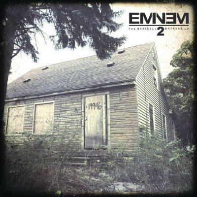 Eminem - 2013 - The Marshall Mathers LP 2 (Vinyl 24-bit / 192kHz)