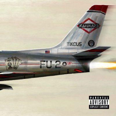 Eminem - 2018 - Kamikaze (Vinyl 24-bit / 192kHz)