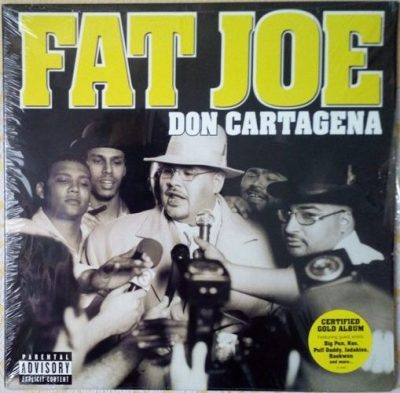 Fat Joe - 1998 - Don Cartagena (2017-Reissue) (Vinyl 24-bit / 96kHz)