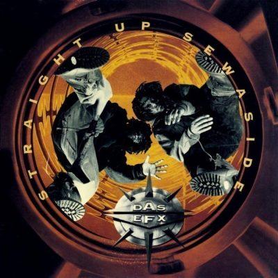 Das EFX - 1993 - Straight Up Sewaside (180 Gram Audiophile Coloured Vinyl 24-bit / 96kHz) (2019-Reissue)