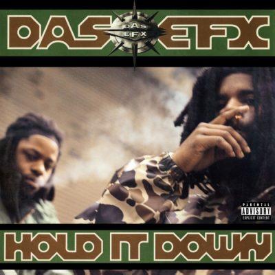 Das EFX - 1995 - Hold It Down (180 Gram Audiophile Coloured Vinyl 24-bit / 96kHz) (2019-Reissue)