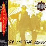 Gang Starr – 1990 – Step In The Arena (1991-Reissue Japan)