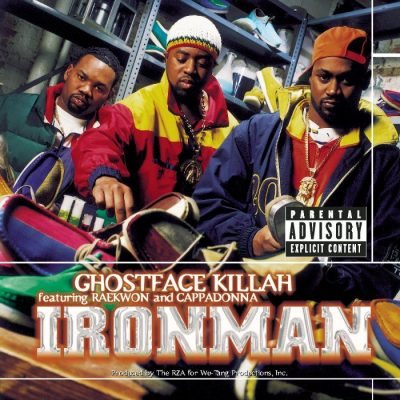 Ghostface Killah - 1996 - Ironman (180 Gram Audiophile Vinyl 24-bit / 96kHz) (2015-Reissue)