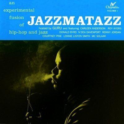 Guru - 1993 - Jazzmatazz Vol. 1 (2014-Reissue) (180 Gram Vinyl 24-bit / 96kHz)