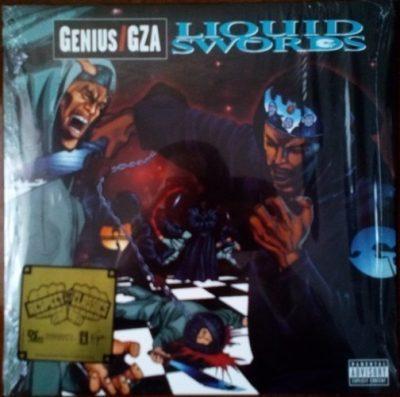 GZA - 1995 - Liquid Swords (2015-Reissue) (Vinyl 24-bit / 96kHz)