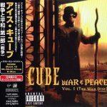 Ice Cube – 1998 – War & Peace Vol. 1 (The War Disc) (Japan Edition)