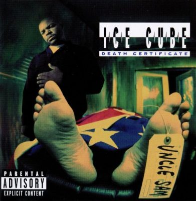 Ice Cube - 1991 - Death Certificate (2015-Reissue) (Vinyl 24-bit / 96kHz)