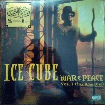 Ice Cube - 1998 - War & Peace, Volume 1 (The War Disc) (2016-Reissue) (Vinyl 24-bit / 96kHz)