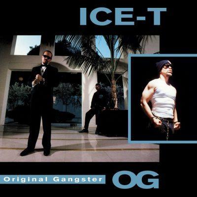 Ice-T - 1991 - O.G.: Original Gangster (180 Gram Audiophile Vinyl 24-bit / 96kHz) (2019-Reissue)