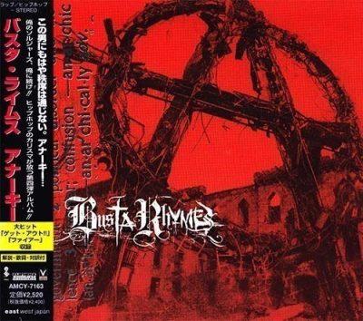 Busta Rhymes - 2000 - Anarchy (Japan Edition)