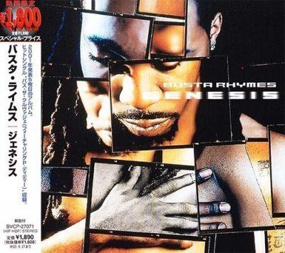 Busta Rhymes - 2001 - Genesis (Japan Edition)