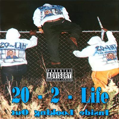 20-2-Life - 1993 - Inside Looking Out EP (2020-Reissue)