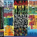 A Tribe Called Quest – 1990 – People's Instinctive Travels And The Paths Of Rhythm (2006-Reissue, Remastered) (Japan Edition)