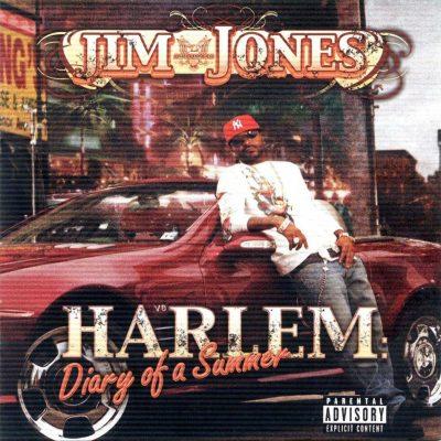 Jim Jones - 2005 - Harlem Diary Of A Summer